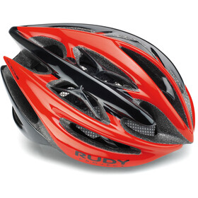 Rudy Project Sterling + Bike Helmet red/black